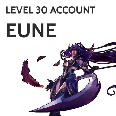 League Of Legends::Items : [EUNE] Level.30 32K IP,400 RP,No Champions,No Runes,No Email Unverified