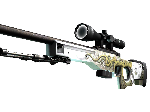 CSGO::Items : AWP | Worm God (Well-Worn)