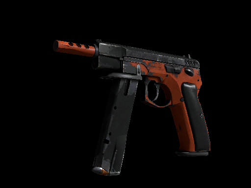 ::Items : CZ75-Auto | Nitro (Field-Tested)
