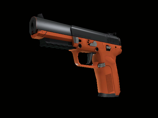 ::Items : Five-SeveN | Nitro (Minimal Wear)