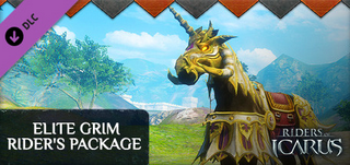 Riders of Icarus::Items : Riders of Icarus: Elite Grim Rider's Package