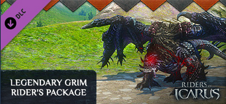 Riders of Icarus::Items : Riders of Icarus: Legendary Grim Rider's Package
