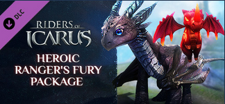 Riders of Icarus::Items : Riders of Icarus: Heroic Ranger's Fury Package