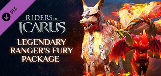 Riders of Icarus::Items : Riders of Icarus: Legendary Ranger's Fury Package