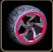 Rocket League::Items : CHAKRAM-Very Rare-Total price will be shown in cart-All Colour