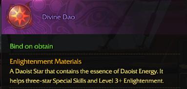 Revelation Online::Items : Divine Dao*10