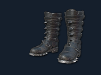 PlayerUnknown's Battlegrounds::Items : Boots (Punk)