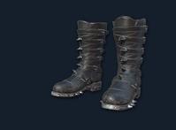PlayerUnknown's Battlegrounds::Items : Boots (Punk)