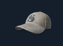 PlayerUnknown's Battlegrounds::Items : Vintage Baseball Hat (White)
