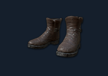 PlayerUnknown's Battlegrounds::Items : Working Boots