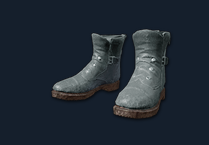 PlayerUnknown's Battlegrounds::Items : Grey Boots