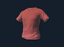 PlayerUnknown's Battlegrounds::Items : T-shirt (Red)