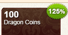 Metin2::Items : 100 Dragon Coins All Servers