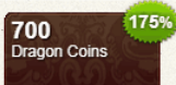 Metin2::Items : 700 Dragon Coins All Servers