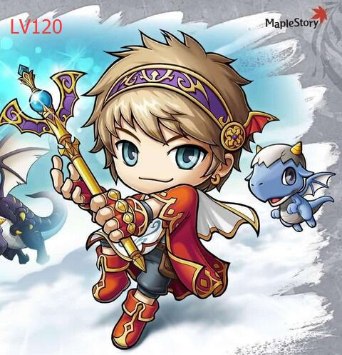 Maple Story::Items : Account-LV120