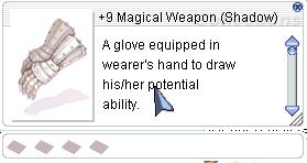 Ragnarok::Items : +9 Magical Weapon