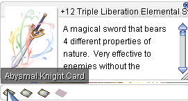 Ragnarok::Items : +12 Triple Liberation Elemental