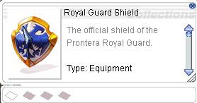 Ragnarok::Items : Royal Guard Shield