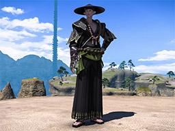Final Fantasy XIV::Items : Gosetsu's Attire