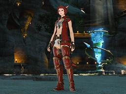 Final Fantasy XIV::Items : Scion Liberator's Attire