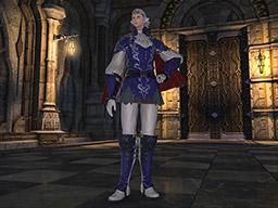 Final Fantasy XIV::Items : Faerie Tale Prince's Attire