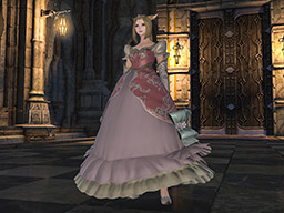 Final Fantasy XIV::Items : Faerie Tale Princess's Attire