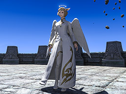 Final Fantasy XIV::Items : Angelic Attire