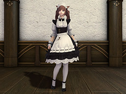 Final Fantasy XIV::Items : Loyal Housemaid's Uniform