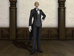 Final Fantasy XIV::Items : Loyal Butler's Uniform