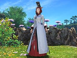 Final Fantasy XIV::Items : Far Eastern Noble's Attire