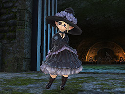 Final Fantasy XIV::Items : Blackbosom Attire