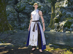 Final Fantasy XIV::Items : Far Eastern Garb for Men