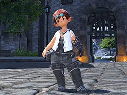 Final Fantasy XIV::Items : Cid's Attire