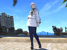 Final Fantasy XIV::Items : Y'shtola's Attire