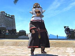 Final Fantasy XIV::Items : Urianger's Attire