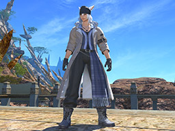 Final Fantasy XIV::Items : Snow's Attire