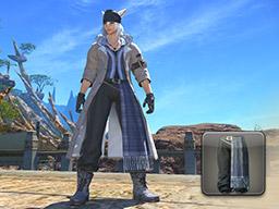 Final Fantasy XIV::Items : Bohemian's Trousers