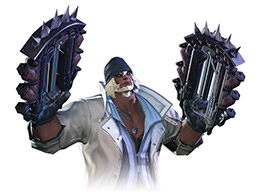 Final Fantasy XIV::Items : Vega Knuckles