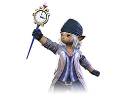 Final Fantasy XIV::Items : Mog's Staff