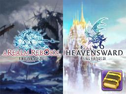 Final Fantasy XIV::Items : Tales of Adventure: Heavensward