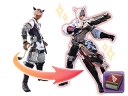 Final Fantasy XIV::Items : Tales of Adventure: One Machinist's Journey I