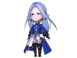 Final Fantasy XIV::Items : Minion: Wind-up Iceheart
