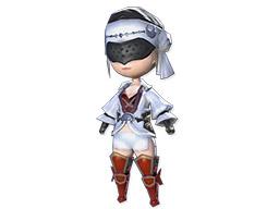 Final Fantasy XIV::Items : Minion: Wind-up Yda