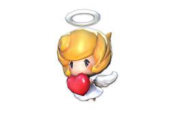 Final Fantasy XIV::Items : Minion: Angel of Mercy