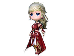 Final Fantasy XIV::Items : Minion: Wind-up Lyse