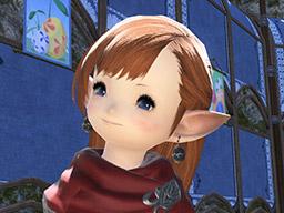 Final Fantasy XIV::Items : Midnight Egg Earrings