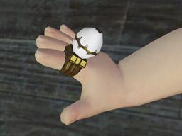 Final Fantasy XIV::Items : Pristine Egg Ring