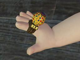 Final Fantasy XIV::Items : Brilliant Egg Ring