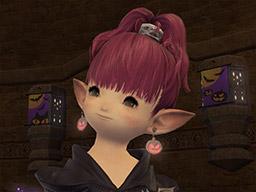 Final Fantasy XIV::Items : Pumpkin Earrings