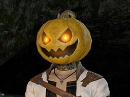 Final Fantasy XIV::Items : Pumpkin Head